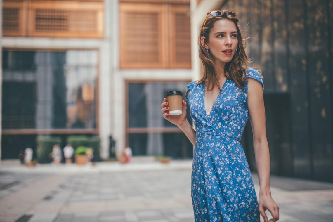 12 kék ruha, amely megidézi a nyarat – Neked is be kell szerezned!