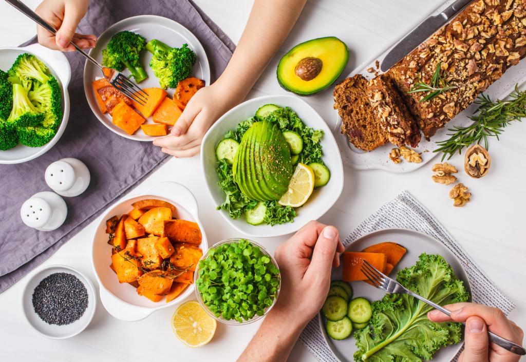 Vegán étrend hatása a csontokra