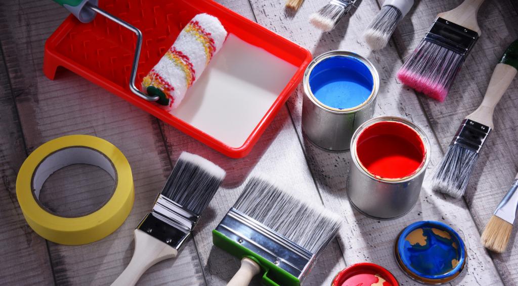 Szobafestő eszközök