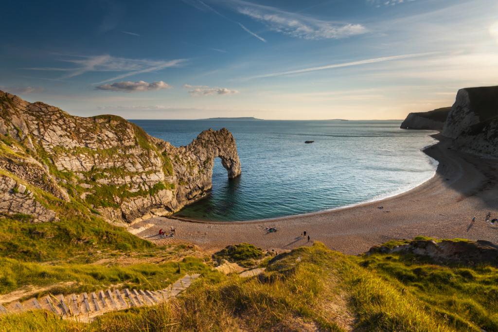 Dorset tengerpart, Anglia