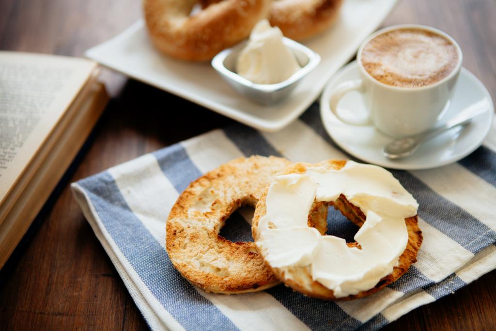 Bégel és kávé