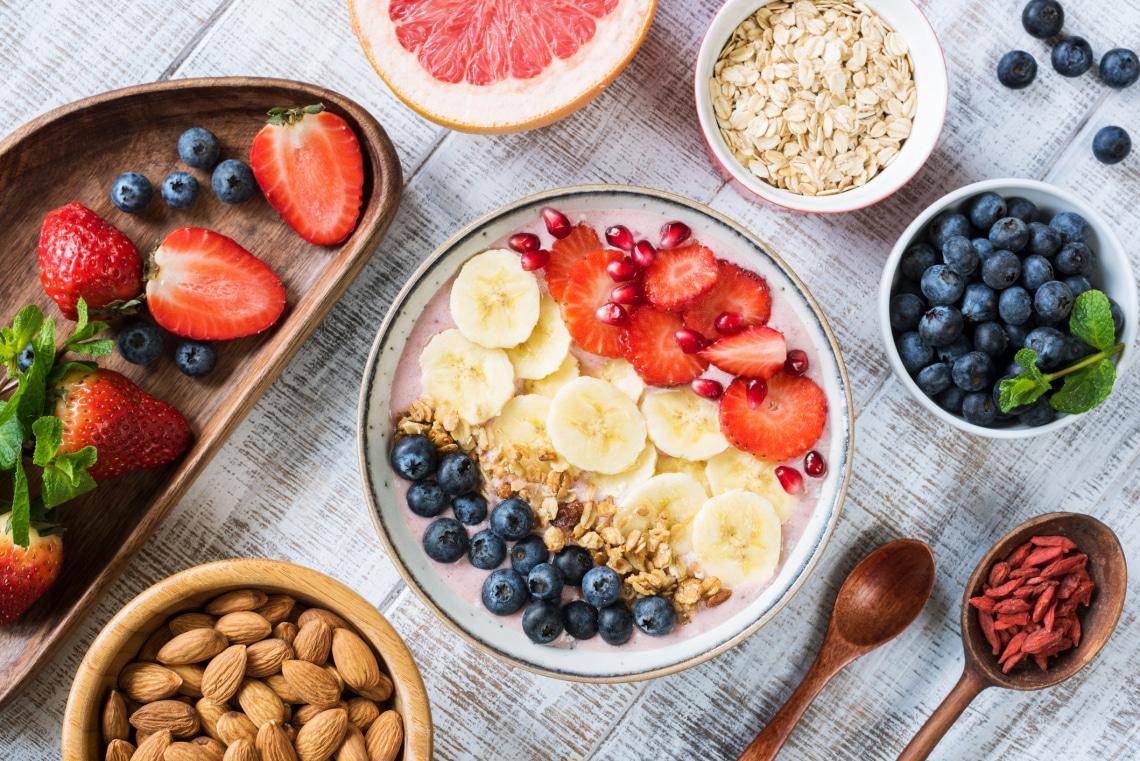 Lehet egész nap csak zöldséget és gyümölcsöt enni?