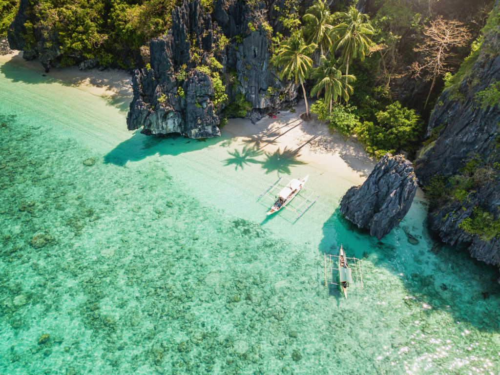 El Nido, Palawan-sziget, Fülöp-szigetek