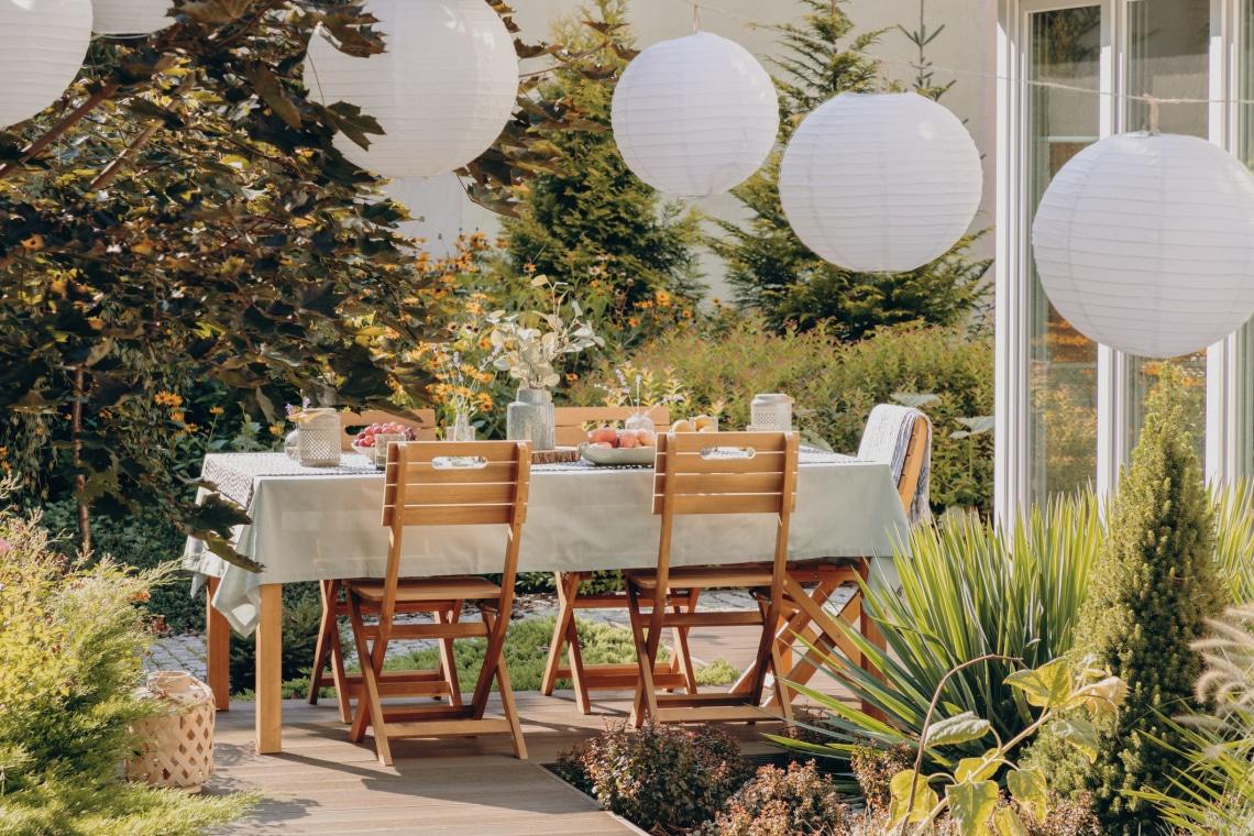 Ilyen legyen a terasz: inspirációk, hogy nyaralós hangulatba kerülj