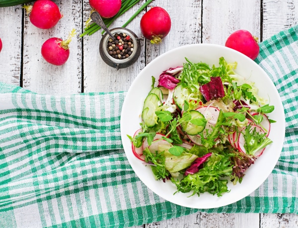Retek, a tavaszi csoda-zöldségünk – 10 ok, amiért sűrűn kellene enni