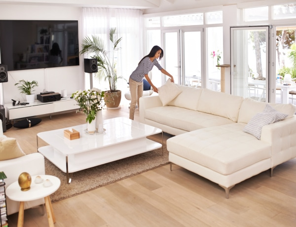 10 dolog az otthonodban, amit elég évente egyszer rendbe tenni