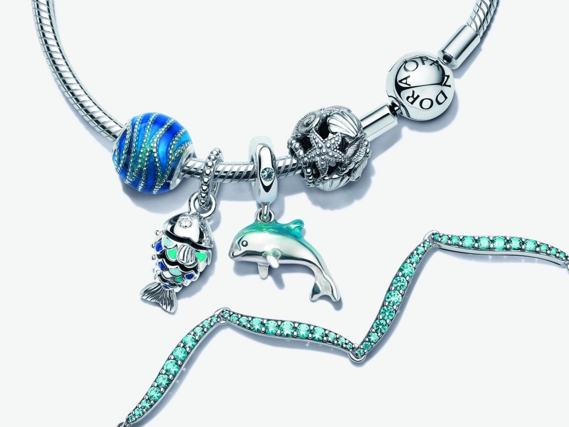 Merülj el a nyári stílusban! Megérkezett a Pandora Ocean kollekció
