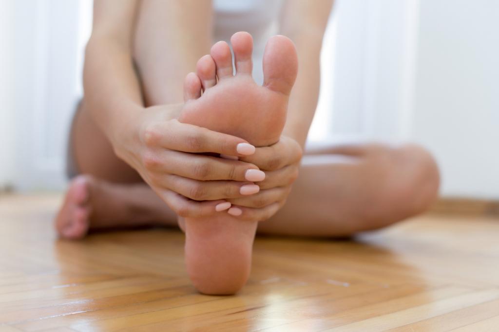 Betegségek a lábujjkörmön