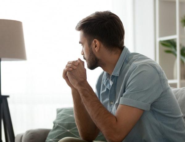 A férfiak is tudnak sokat agyalni – Ez vált be nekem a túlgondolás ellen