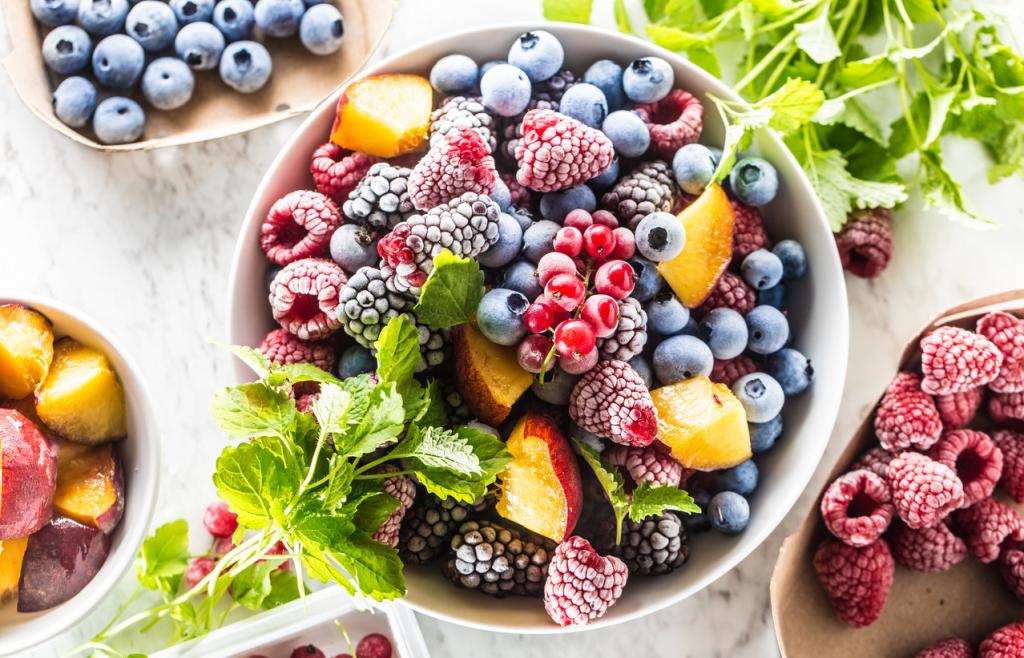 Fagyasztott ételek fogyaszthatósága