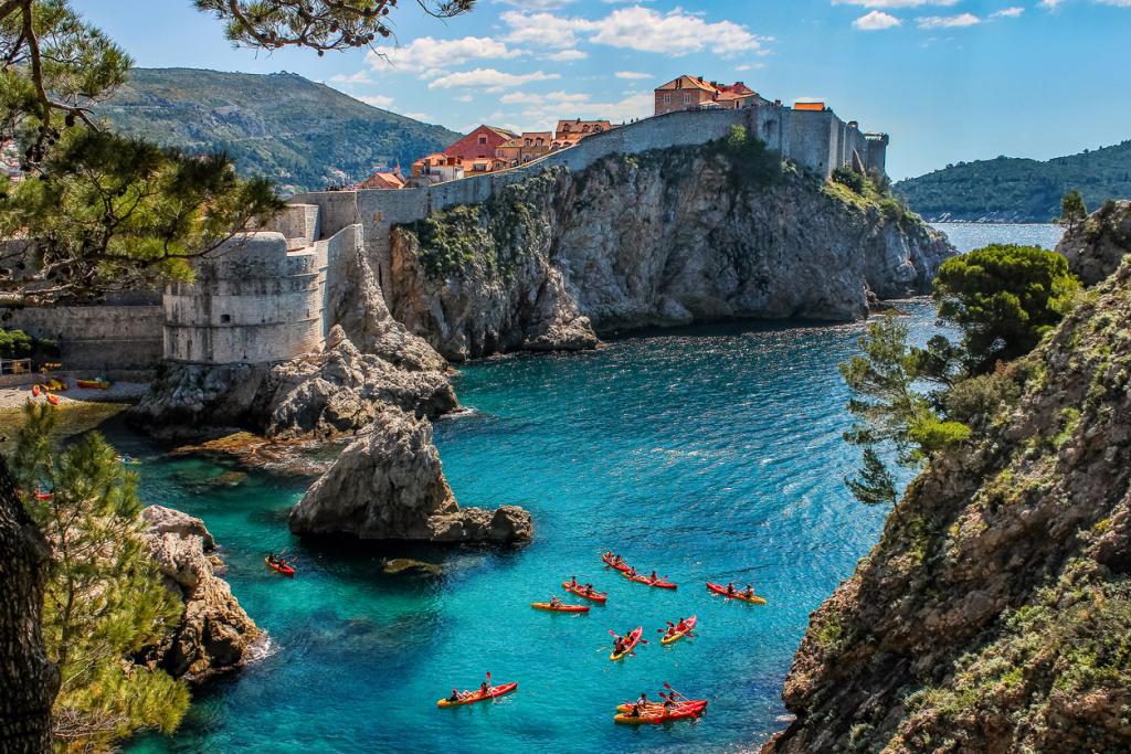 Nyári utazás Horvátországba védettségi igazolvánnyal