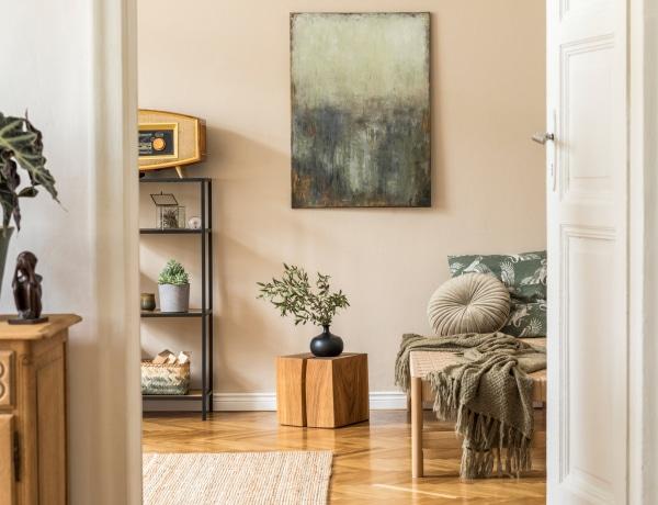 Szépség a tökéletlenségben: A Wabi Sabi otthonok 5 stílusos sajátossága