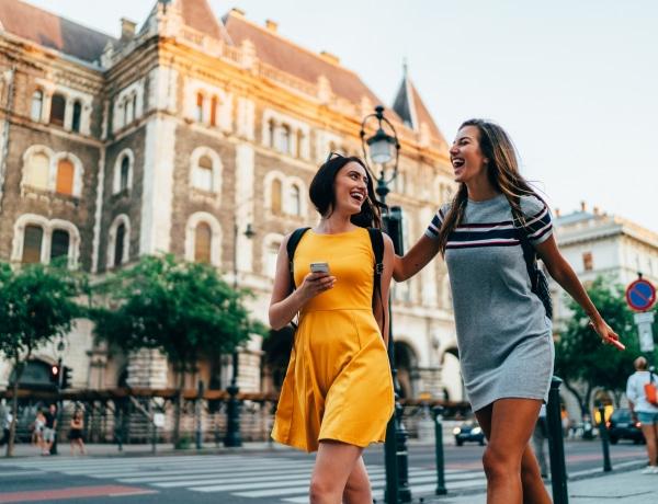 5 különleges helyszín Budapesten, ahol érdemes sétálni egy nagyot