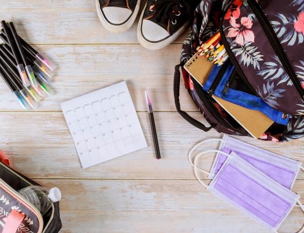 5 dolog, amit azonnal érdemes megtisztítani, ha a gyerek hazaért a suliból