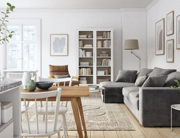 10 stílusos Ikea-termék, amit a luxus-lakberendezők is használnak