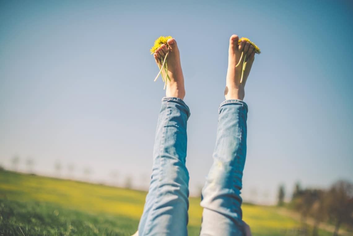 Nézd meg a lábujjkörmeidet: az egészségedről árulkodik az állapotuk!