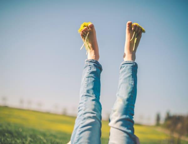 Nézd meg a lábujjkörmeidet: egészségedről árulkodik az állapotuk!
