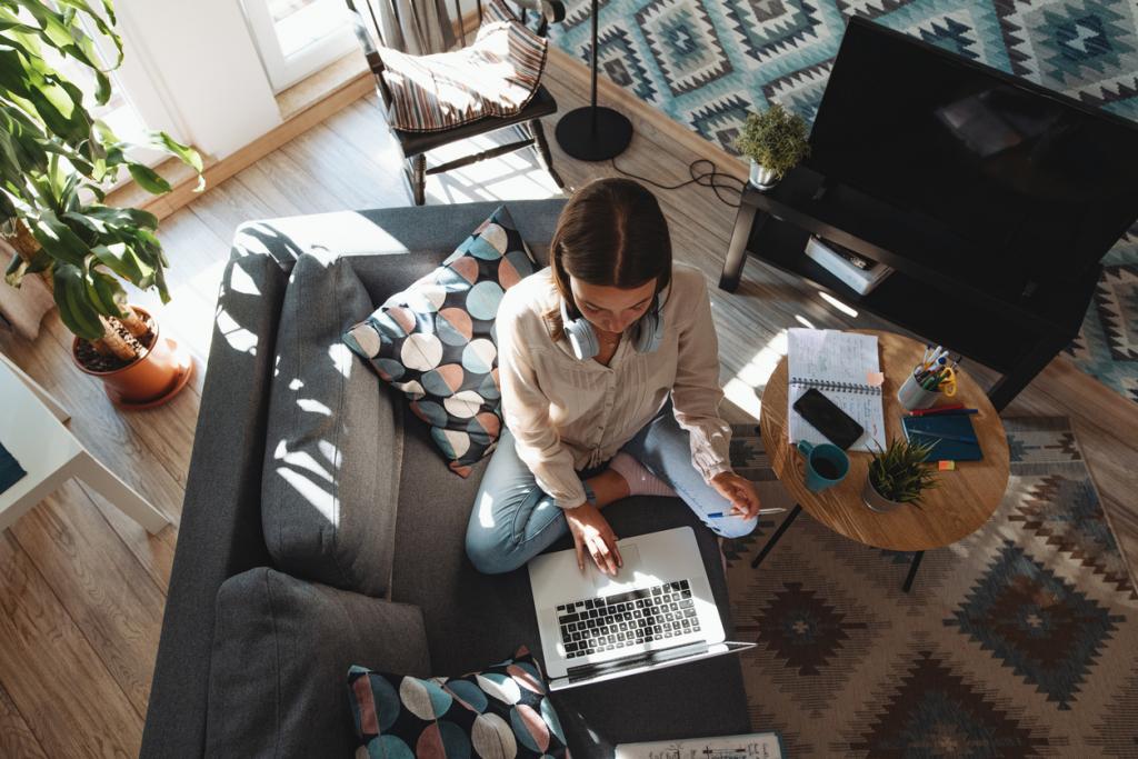 Tanácsok online munkainterjúhoz