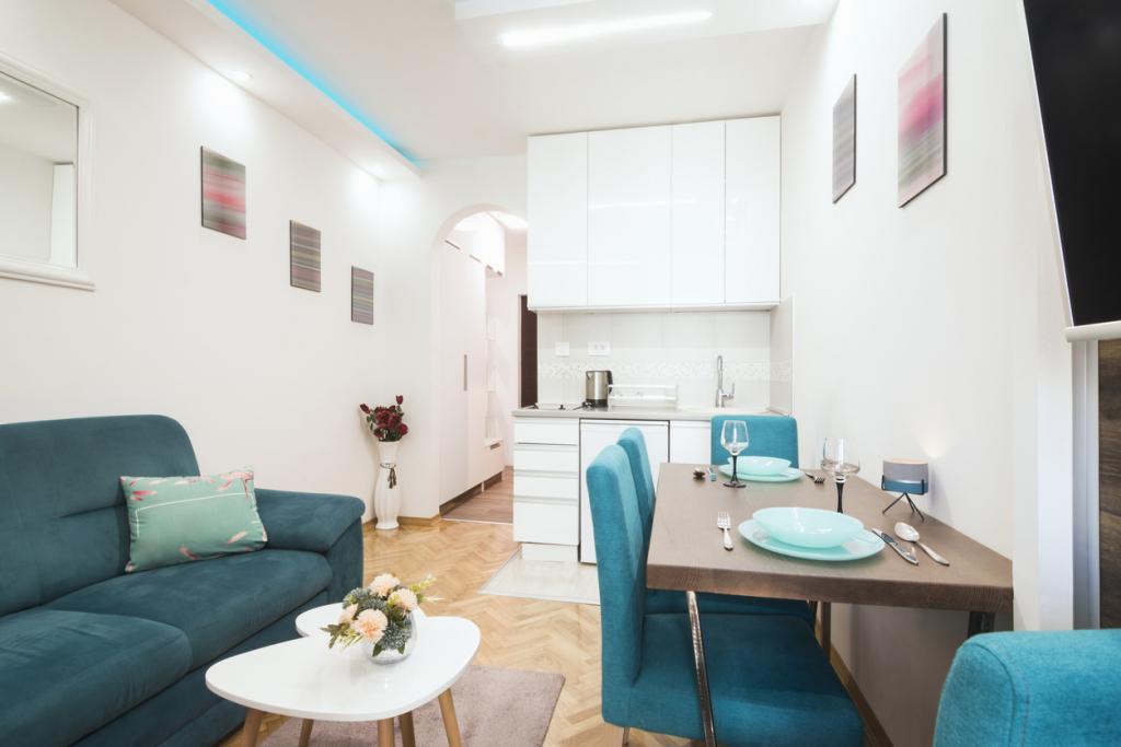 Garzon lakás