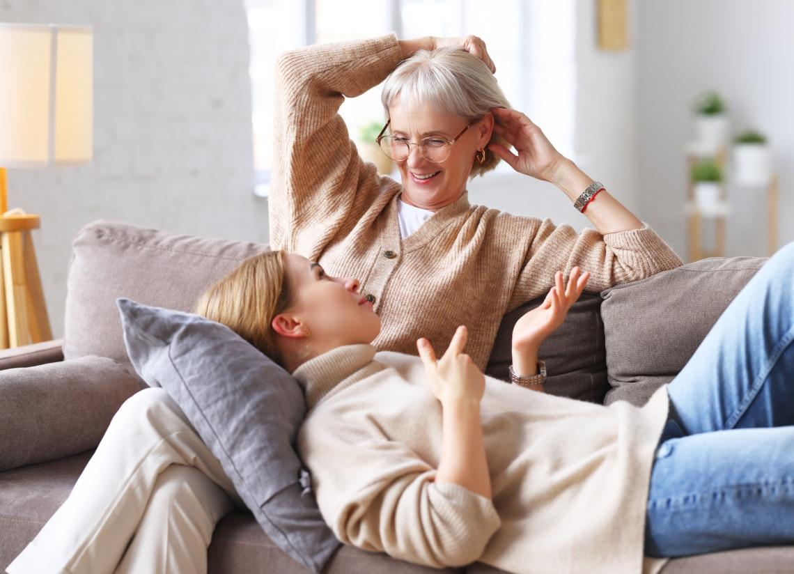 4 dolog, amit anyai ágon örökölsz, és 3 dolog, amit az apukádtól kaptál