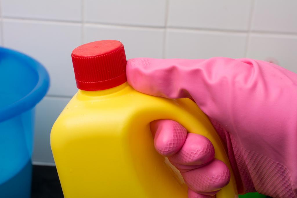 A fürdőruha mosása