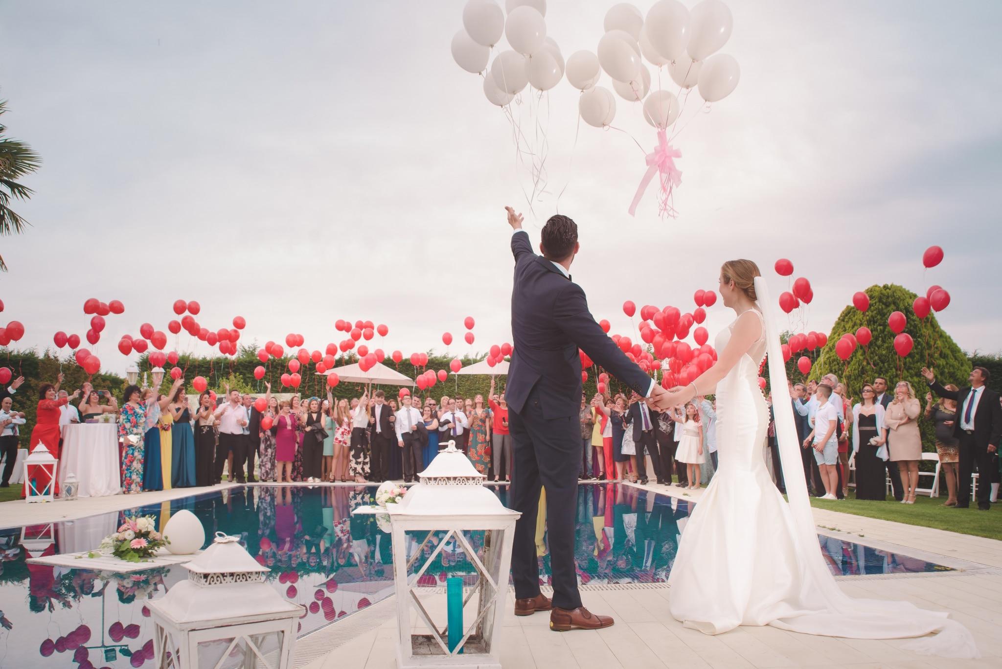 Hagyományos esküvő