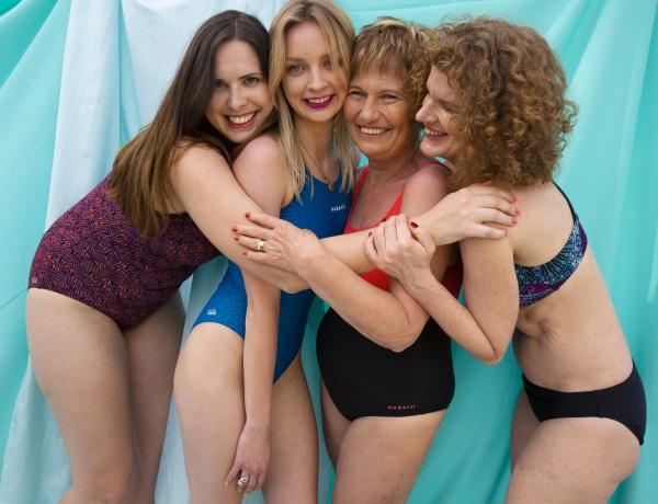 Négy nő elkezdett két hónapig rendszeresen úszni – Ilyen hatással volt rájuk