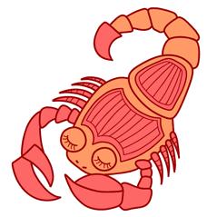 Skorpió horoszkóp