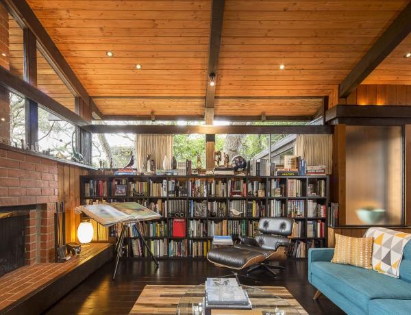 5 modern filmbeli otthon, ahová azonnal beköltöznénk
