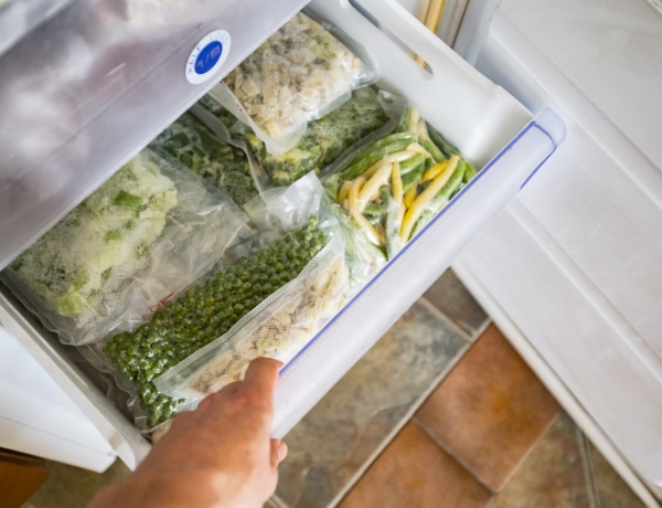 6 élelmiszer, amit semmiképp sem lenne szabad fagyasztóba rakni