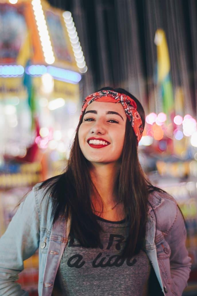 Szép mosoly