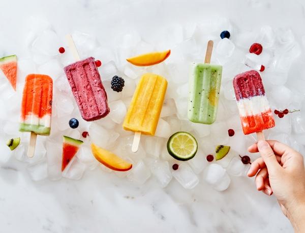 5+1 szezonális jégkrém házilag, a nyár gyümölcseivel