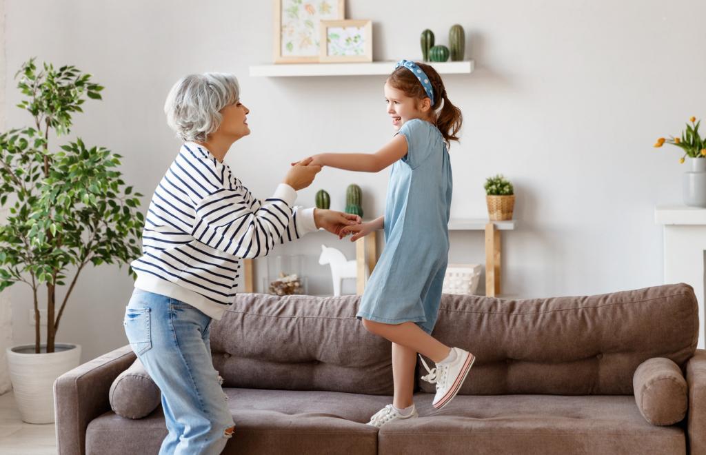 Ikrek nagymama jellemzői
