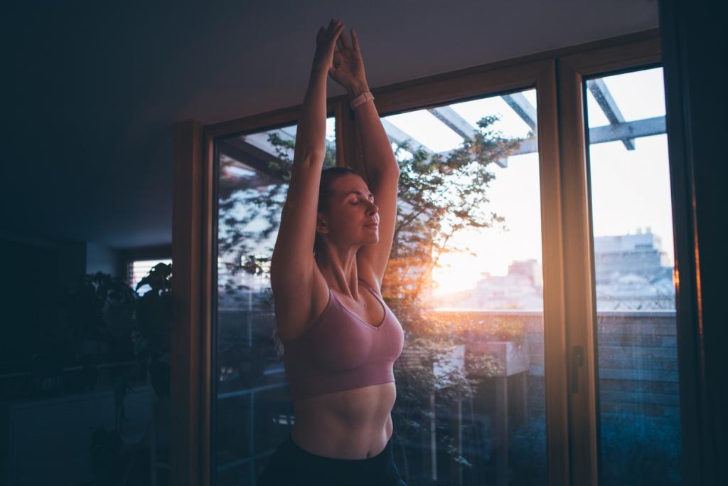 Reggeli jóga előnyei