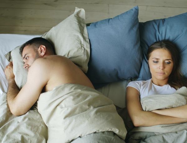 Ezektől a szexuális problémáktól szenved a legtöbb nő és férfi