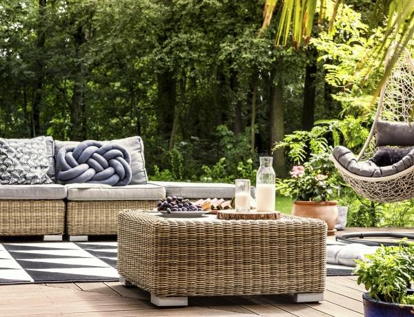 Minél egyszerűbb, annál jobb – A minimalizmus a kertekben is hódít