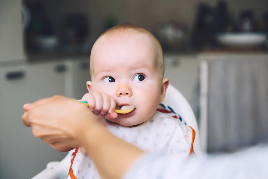 Gyerekek kapcsolata az étellel