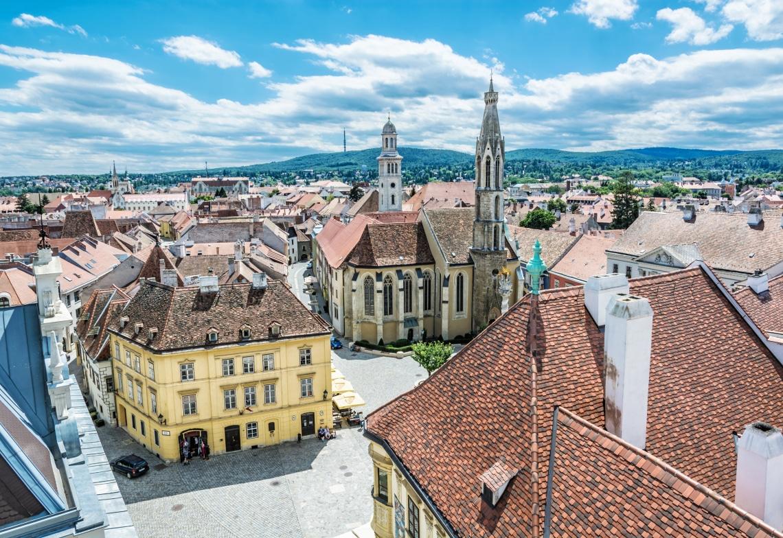 Sopron és környéke: a legszebb kirándulóhelyek idén nyárra