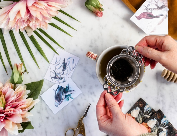 Jóslás tealevelekből – Lépésről lépésre megmutatjuk, hogyan csináld