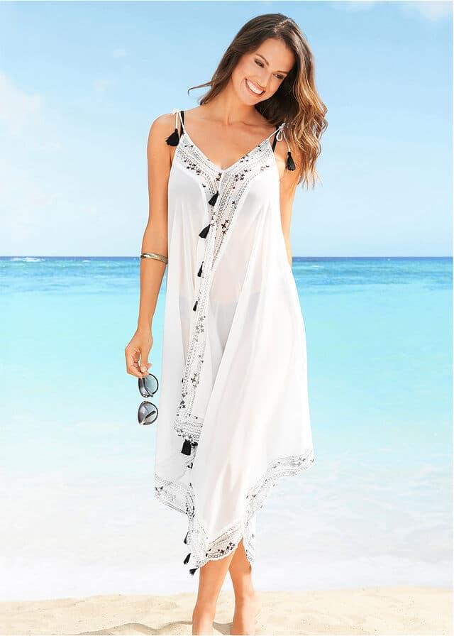 Gyönyörű strandruha a BonPrix-ről