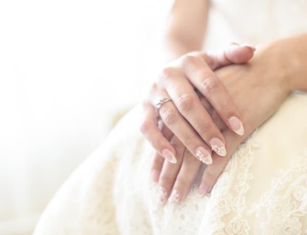 10 kifinomult, különleges esküvői manikűr a nagy napra