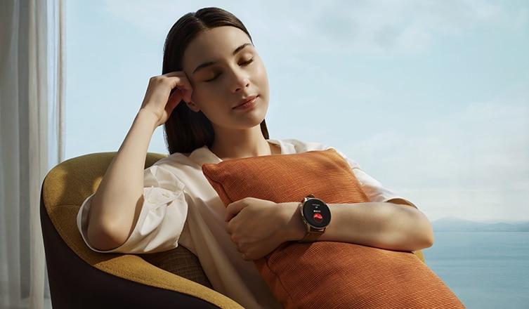 Huawe Watch 3 okosóra