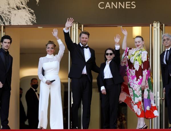 Vastaps: hatalmas siker volt Cannes-ban Enyedi Ildikó filmje