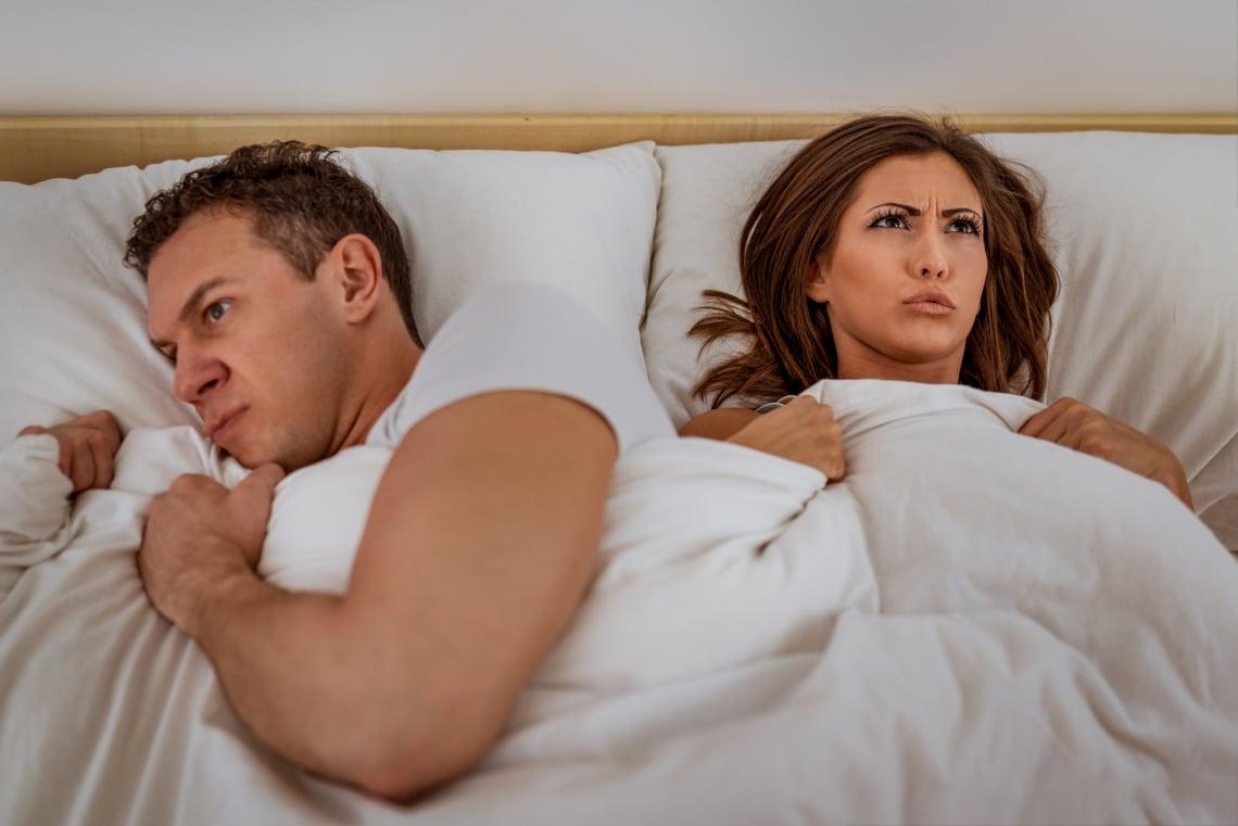 3 nőtípus, akivel lehetetlen együtt aludni – férfi szemmel