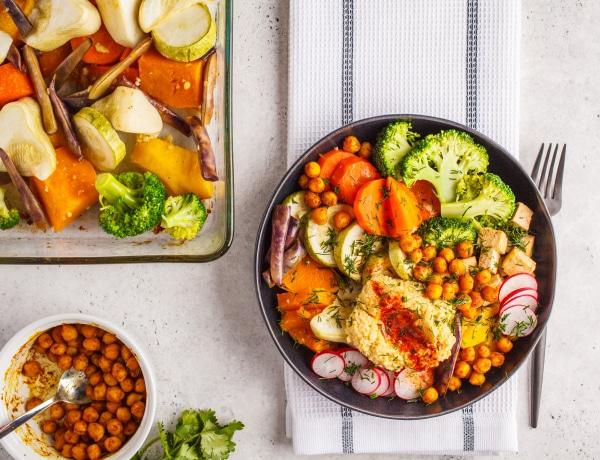 Aki vegán az éhezik? 4 vegán vacsora ötlet a kételkedőknek