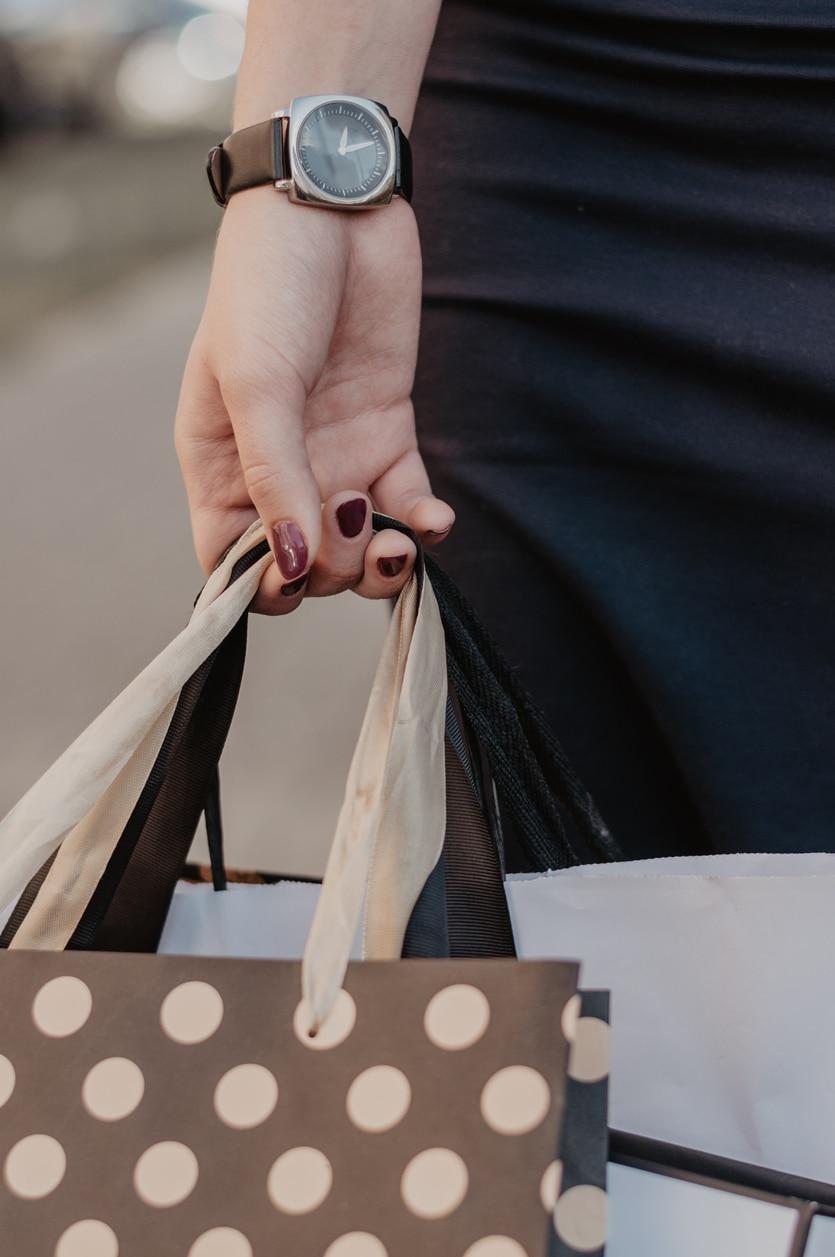 Unalomból vagy jutalmazásként shoppingolsz