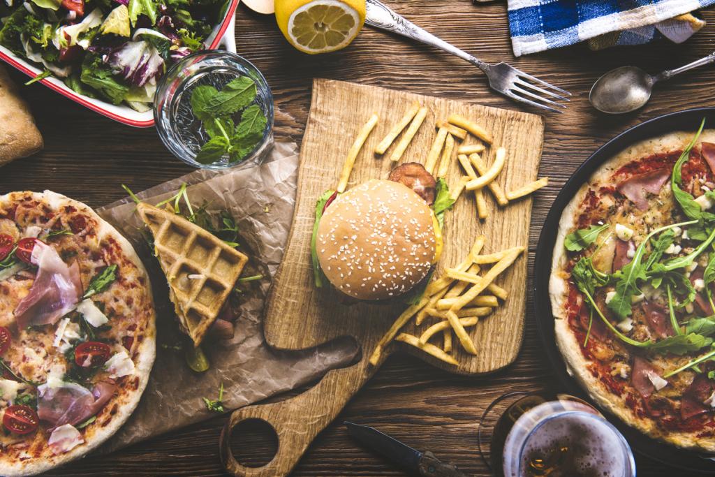 Az egészségtelen táplálkozás mentális hatása