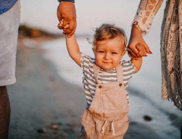 Az első nyaralásunk gyerekkel – 3 dolog, amire rájöttem