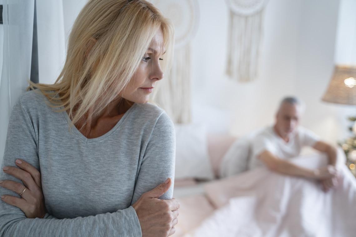 Szívfacsaró oka van annak, miért szeretkeznek kevesebbet 50 felett a nők