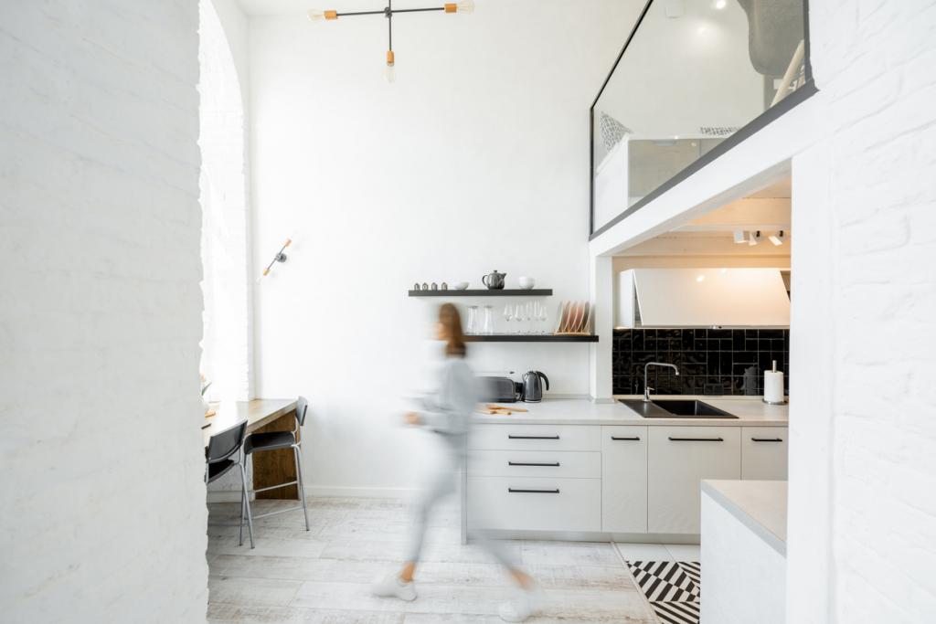Minimalizmus a lakásban